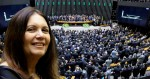 """De lavada: Câmara abre pesquisa sobre PEC do voto impresso auditável e o """"sim"""" dispara"""