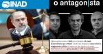 Instituto de Advogados representa contra O Antagonista por apologia ao crime e pede prisão de envolvidos