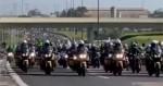De arrepiar – Internauta mostra um verdadeiro 'mar de motos' em Porto Alegre (veja o vídeo)