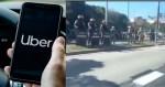 """Motorista de Uber """"esquerdopata"""" expulsa do carro apoiadora de Bolsonaro, em POA (veja o vídeo)"""