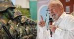 Depois da dura resposta das Forças Armadas, Lula ataca militares (veja o vídeo)