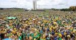 """""""O Brasil vai parar"""": Multidão se mobiliza para """"Megamanifestação"""" em defesa do voto auditável (veja o vídeo)"""