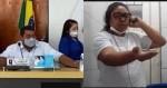 Vereadora eleita pelo PT, envolvida em chacina, toma posse de dentro da prisão (veja o vídeo)