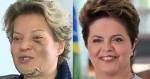 Bizarro! Internautas não perdoam e comparam rosto desfigurado de Joice com Dilma...