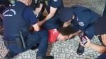 Vereador do PT de Curitiba agride cidadão durante manifestação e acaba preso (veja o vídeo)