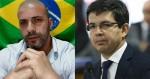 Daniel Silveira parte pra cima e pede prisão de Randolfe no STF (veja o vídeo)