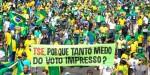O Sinal está dado: O Brasil não será nunca mais o mesmo!