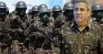 General Braga Netto visita tropas especializadas em intervenção federal e deixa esquerda em polvorosa