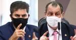 """CPI """"pega fogo"""" e, em novo embate com Marcos Rogério, Aziz é desmoralizado (veja o vídeo)"""