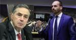"""Parlamentares anunciam apoio à """"CPI do TSE"""" e apertam o cerco contra Barroso (veja o vídeo)"""