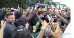 AO VIVO: Bolsonaro chega em SC e é aclamado pelo povo (veja o vídeo)