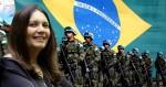 """Por """"elevar o prestígio"""" do Exército, Bia Kicis vai receber importante honraria"""