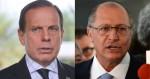 """""""Rompido"""" com o """"afilhado"""" Doria, Alckmin deixa o PSDB"""