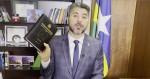 """Em forte discurso, Marcos Rogério parecia """"adivinhar"""" novos ataques do STF à Constituição e prisão de Roberto Jefferson (veja o vídeo)"""