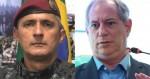 "Após ataques de Ciro, comandante da Força Nacional rebate à altura: ""Loucura total"" (veja o vídeo)"
