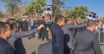 Na véspera das manifestações, multidão lota o Alvorada para ver Bolsonaro (veja o vídeo)