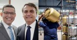 Em acordo com Bolsonaro, governo de Rondônia deve zerar ICMS sobre gás de cozinha (veja o vídeo)