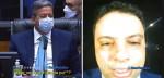 """Na Câmara, deputado não nota microfone ligado e xinga Arthur Lira: """"Filho da p***"""" (veja o vídeo)"""