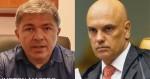 URGENTE: Em situação preocupante, jornalista preso por ordem de Moraes já perdeu mais de 10kg