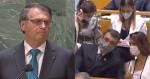 """Na ONU, a corrupção que quase destruiu o país é exposta e o """"novo Brasil"""" revelado (veja o vídeo)"""