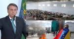 Bolsonaro lembra situação da Venezuela e alerta sobre os riscos que rondam o Brasil  (veja o vídeo)