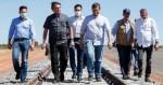 """Bolsonaro comemora resultados impressionantes após novo marco das ferrovias: """"80 bilhões em obras pelo Brasil"""""""