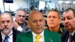 AO VIVO: Hang encara senadores e é atacado na CPI / PGR investiga General Braga Netto / Golpe do TSE ? (veja o vídeo)