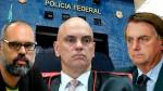 AO VIVO: Moraes avança contra jornalistas / Depoimento de Bolsonaro na PF (veja o vídeo)