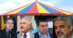O circo vai a Haia