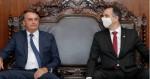 """De olho no Palácio do Planalto, Pacheco deixa o DEM e mostra por que """"abandonou"""" Bolsonaro (veja o vídeo)"""