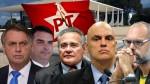 AO VIVO: Moraes manda prender Allan dos Santos / PT pode ser cassado (veja o vídeo)