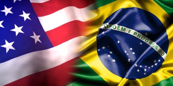 Resultado de imagem para eua e brasil