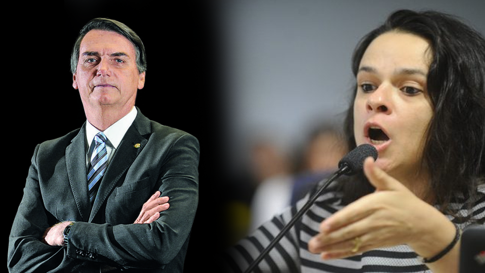 Resultado de imagem para Discurso de Janaína Paschoal abala Bolsonaro