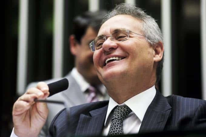 Renan Calheiros pode voltar ao poder às escuras