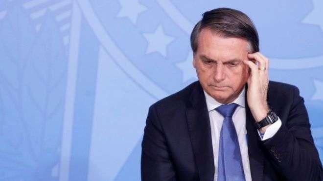 Resultado de imagem para Bolsonaro se reúne com generais para garantir a segurança do país