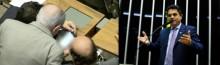 Deputado flagrado vendo vídeo pornô, diz que conduta é comum na Câmara