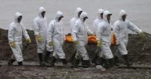 """Naufrágio que abalou a """"viagem dos sonhos"""" de chineses deve atingir 442 mortos"""