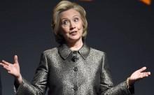 Hillary Clinton larga na frente e já desponta como favorita na corrida presidencial americana