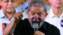 """Lula volta ao ataque, discursa, empolga plateia e diz que """"está de saco cheio de safadezas"""""""