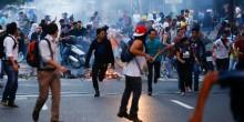 Cresce a revolta popular na Venezuela