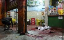 Tragédia em Osasco. Dois homens em carro prata matam nas ruas