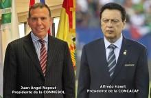 Corrupção: Novos presidentes da Conmebol e Concacaf são presos na Suiça