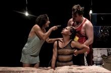 Espetáculo teatral revela o ser humano em carne viva e terá entrada franca