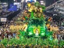 O agronegócio dá samba