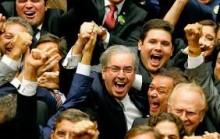 Deputados mequetrefes estudam 'acordão' para livrar Eduardo Cunha