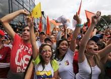 Espelhado no Brasil, povo da Venezuela vai às ruas por saída de Maduro