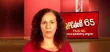 Jandira Feghali do PCdoB é a novidade entre os novos membros do 'clube da propina'