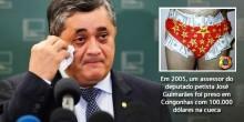 Chambinho entrega cópia de cheques de propina paga a líder do PT na Câmara