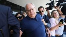 Duque discutia divisão de propinas na sede do Instituto Lula