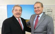 O cúmulo da cara de pau: Lula arrola Renan como testemunha